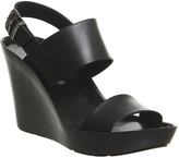 Office Parker High Sporty Wedge