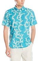 Reyn Spooner Men's Coral Kine Button Down Shirt