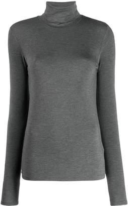 Majestic Filatures turtleneck slim-fit sweater