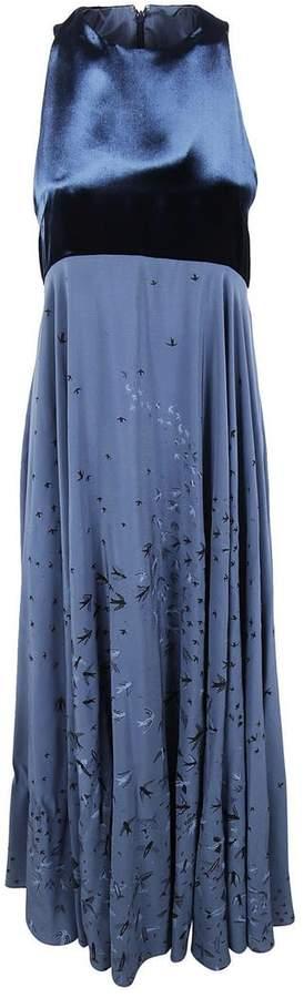 Valentino Swallow Metamorphosis Dress