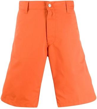 Carhartt Wip Logo-Patch Chino Shorts