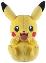 Pokemon Cuddle Pose Pikachu 8 Inch Plush