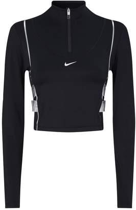 Nike Hyperwarm Zip-Up Top