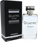 Boucheron Quatre Pour Homme 3.3 oz Eau de Toilette Spray