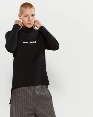 Numero 00 ZeroZero Long Sleeve Turtleneck Top
