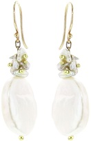 Ten Thousand Things pearl cluster earring