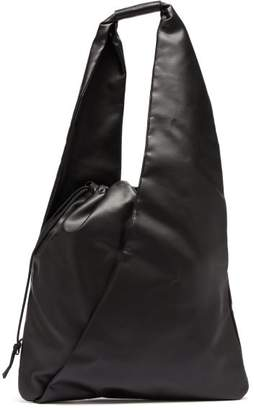 MM6 MAISON MARGIELA Japanese Faux-leather Sling Bag - Womens - Black