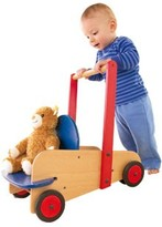 The Well Appointed House Haba: Child's Wooden Walker Wagon from Germany