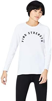 Active Wear Activewear Women's 'find. Strength' Top,Medium