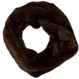 Carolina Herrera Mink Fur Infinity Scarf w/ Tags