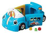 Fisher-Price Laugh & LearnTM Smart StagesTM Crawl AroundTM Car Play Set