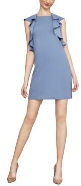 BCBGMAXAZRIA Ruffled Dress