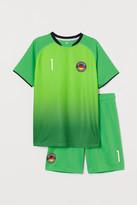 H&M Soccer Set - Green