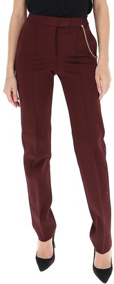 Givenchy Chain Tailored Trousers