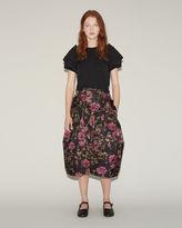 Comme des Garcons Ester Jacquard Skirt