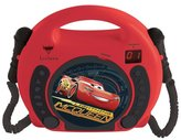 Disney CD Player with 2 Microphones