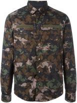 Valentino 'Camustars' reversible jacket - men - Polyamide/Polyester - S