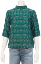 Ace&Jig Sylvia Top In Emerald