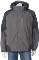 Free Country Men's Colorblock Hooded Jacket