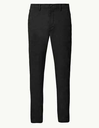 Marks and Spencer Shorter Length Skinny Fit Chinos