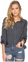 Rip Curl Cara Long Sleeve Shirt Women's Long Sleeve Button Up