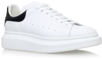Alexander McQueen Leather Show Sneakers