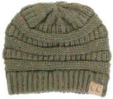 C.C Beanie Cable Knit Hat