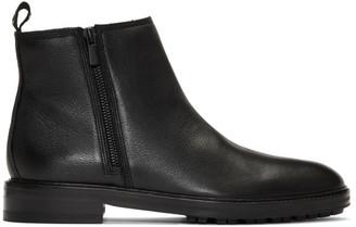 HUGO Black BohemianZip Boots