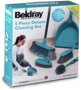 Beldray Deluxe 5 Piece Cleaning Set