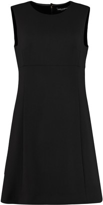 Dolce & Gabbana Wool Sheath Dress