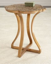Cynthia Rowley for Hooker Furniture Bois Round Side Table