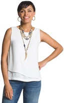 Chico's Double-Layer Tank