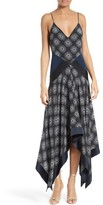 Diane von Furstenberg Women's Silk Midi Dress