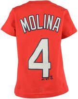 Majestic Toddlers' Yadier Molina St. Louis Cardinals T-Shirt