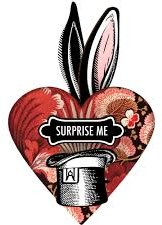 Miho Unexpected Things - Surprise Me Decorative Heart
