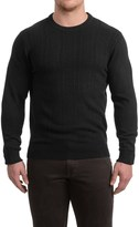 Specially made Textured Crew Neck Sweater (For Men)