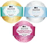 Beauty Secrets Assorted Holiday Bath Bomb