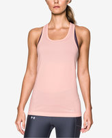 Under Armour Threadborne Seamless Heathered Racerback Tank Top
