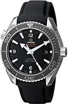 Omega Men's 232.32.46.21.01.003 Seamaster Plant Ocean Dial Watch