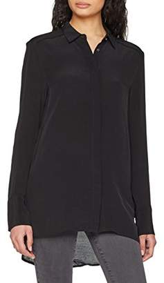 Replay Women's Langarm Bluse Blouse,Small