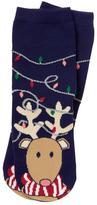 Gymboree Reindeer Socks