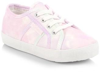 Superga Baby's, Little Girl's & Girl's 2750 Cotbumper Tie-Dye Sneakers
