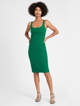 Banana Republic Sloan Sheath Dress