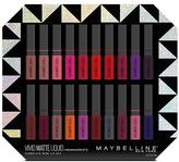 Maybelline ColorSensational Holiday Lip Vault