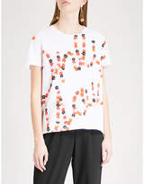 Kenzo Valentine's Day Only You cotton-jersey T-shirt