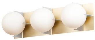 Finn Maxim Lighting 3-Light Bath Bars Maxim Lighting