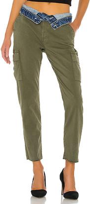 Hudson Jeans Foldover Cargo
