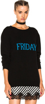 Alberta Ferretti Friday Crewneck Sweater