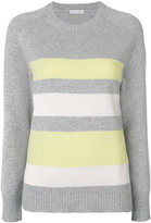 Tomas Maier cashmere striped sweater