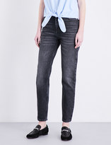 Claudie Pierlot Pampa straight high-rise jeans